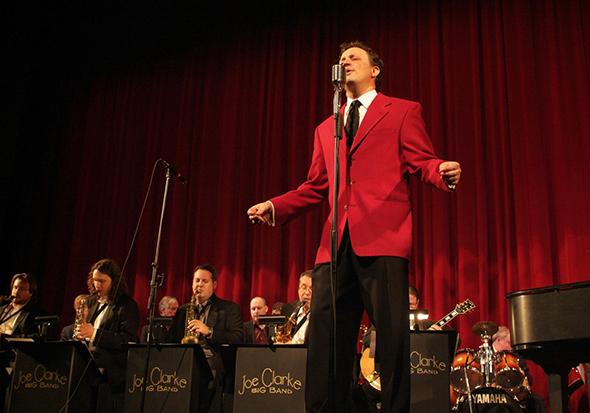 Joe Clarke Big Band