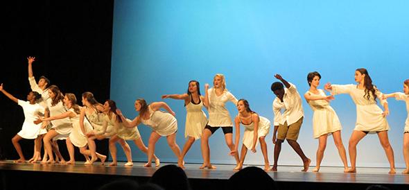 School of the Arts Dancers