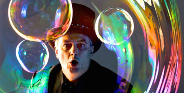 The Soap Bubble Circus