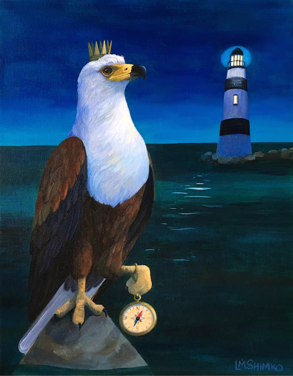 Sea Eagle Compass